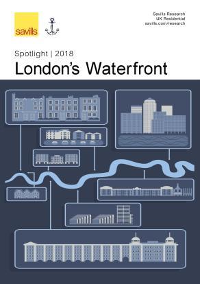 Savills spotlight London waterfront