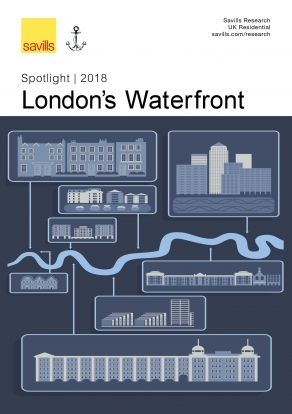 Savills spotlight London waterfront