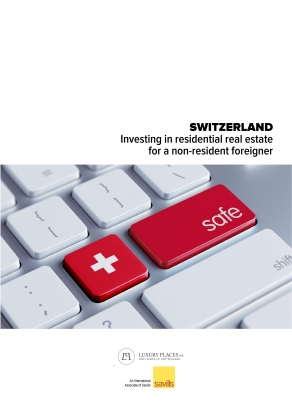 Buying real estate in Switzerland