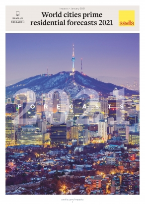 Savills Impact World Cities 2021